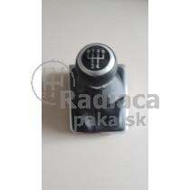 Radiaca páka s manžetou VW Passat B7, 5 stupňová, chromový ramček