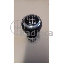 Hlavica radiacej páky VW Passat B6, 6 stupňová