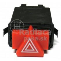 Vypínač výstražných svetiel Audi A3 8L0941509L 1