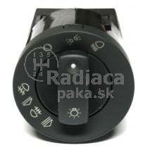 Vypínač svetiel pre Audi A4 B6, OE: 8E0941531