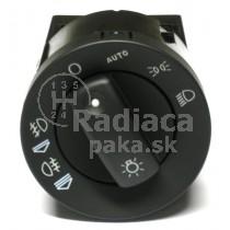 Vypínač svetiel pre Audi A4 B6, s funkciou auto, 8E0941531B
