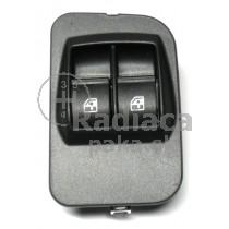 Ovládaci panel vypínač sťahovania okien Fiat Fiorino III, 735461275
