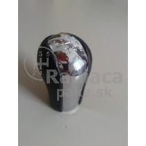 Hlavica radiacej páky Toyota Aygo, 6 stupňová, chrom1