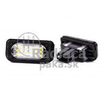 LED Osvetlenie ŠPZ Mercedes W209 CLK
