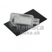LED Osvetlenie interiéru, batožinového priestoru Honda Jazz III 08-13