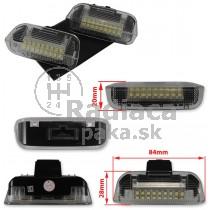 LED svetlo dverí VW Passat CC, 1K0947411A