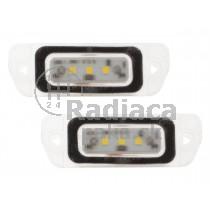 LED Osvetlenie ŠPZ Mercedes W251 R-Trieda