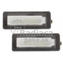 LED Osvetlenie ŠPZ Smart Fortwo W451