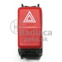 Vypínač výstražných svetiel Mercedes 124, 1248200110