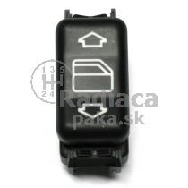 Ovládanie vypínač sťahovania okien Mercedes W124 E classic, 1248204510