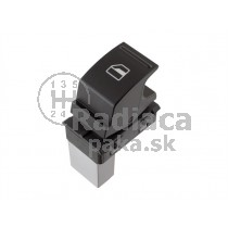 Ovládanie vypínač sťahovania okien VW Polo V 7L6959855B