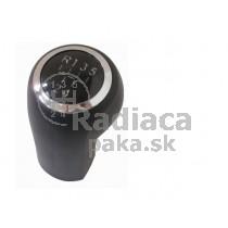 Hlavica radiacej páky Opel Corsa D, 5 stupňová