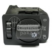 Vypínač svetiel Opel Combo, 90381877, 90437312, 90437313, 90213283