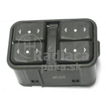 Ovládanie vypínač sťahovania okien Opel Astra II G, 6240106