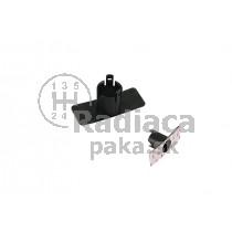Držiak parkovacieho senzoru VW Scirocco, 6989067