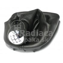 Radiaca páka s manžetou Citroen C4, 5 stupňová, chrom