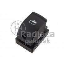 Ovládanie vypínač sťahovania okien Audi A6