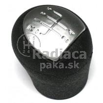 Hlavica radiacej páky Renault Twingo, 5 stupňova, chrom