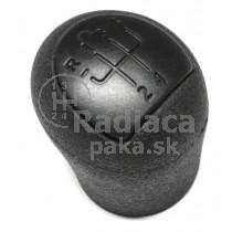 Hlavica radiacej páky Renault Kangoo II, 5 stupňova