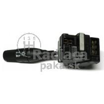 Vypínač, prepínač, ovládanie svetiel, páčky smerovky, klakson Renault Clio I  6pinový
