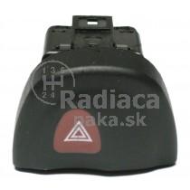 Vypínač výstražných svetiel Renault Megane Scenic 7700435867