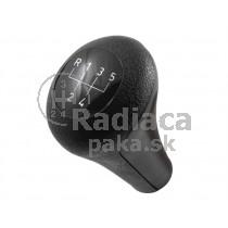 Hlavica radiacej páky BMW X5, 5 stupňová