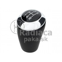Hlavica radiacej páky Mazda 6, 5 stupňová, chrom