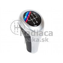 Hlavica radiacej páky BMW rad 7, E32, M-Paket 5 stupňová