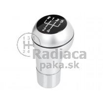Hlavica radiacej páky BMW rad X3, E83, 5 stupňová