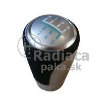 Hlavica radiacej páky BMW rad 1, E81, E82, E87, E88 6 stupňová