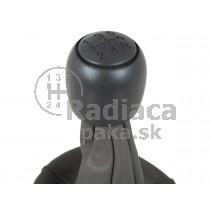 Radiaca páka s manžetou Fiat Panda, 5 stupňová, hnedá