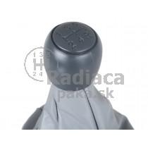 Radiaca páka s manžetou Fiat Panda, 5 stupňová, sivá