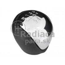 Hlavica radiacej páky Hyundai i30, 5 stupňová, chrom