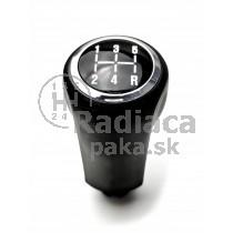 Hlavica radiacej páky Opel Zafira B, 5 stupňová, 2005