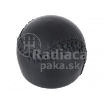 Hlavica radiacej páky Alfa Romeo 156, Automat, čierna