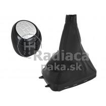 Radiaca páka s manžetou Saab 9-3, 5 stupňová