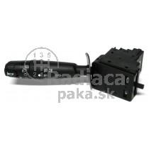 Vypínač, prepínač, ovládanie svetiel, páčky smerovky, vypinač predných a zadných hmloviek Peugeot 605
