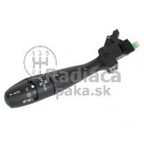 Vypínač, prepínač, ovládanie svetiel, smeroviek, vypínač predných a zadných hmloviek + klakson Peugeot 206