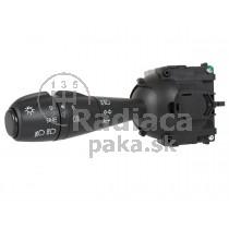 Vypínač, prepínač, ovládanie svetiel, smeroviek, vypínač predných a zadných hmloviek + klakson Dacia Sandero II