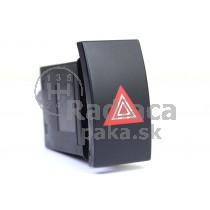 Vypínač výstražných svetiel Škoda Superb, 3U0953235H300