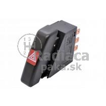 Vypínač výstražných svetiel Opel Calibra A 1241656
