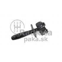 Vypínač, prepínač, ovládanie svetiel, smeroviek, vypínač predných a zadných hmloviek + klakson Dacia Sandero