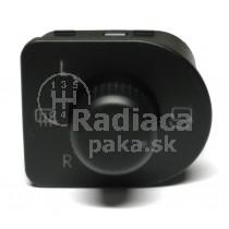Ovládanie vypínač spätných zrkadiel VW Passat B5